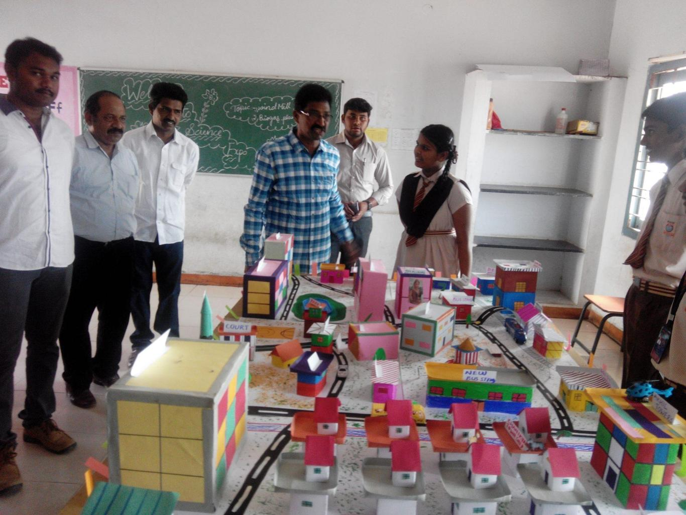 Top Central Schools in Khammam City, Telangana - Blooming Minds Central School