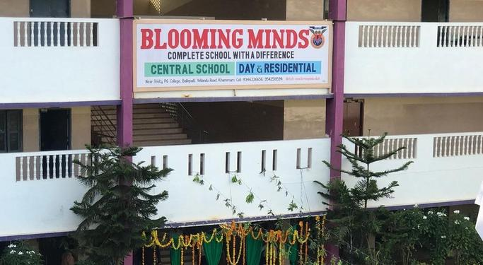 CBSE Residential Schools in Khammam, Telangana - Blooming Minds Central School